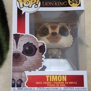 Funko Pop # 549 Timon